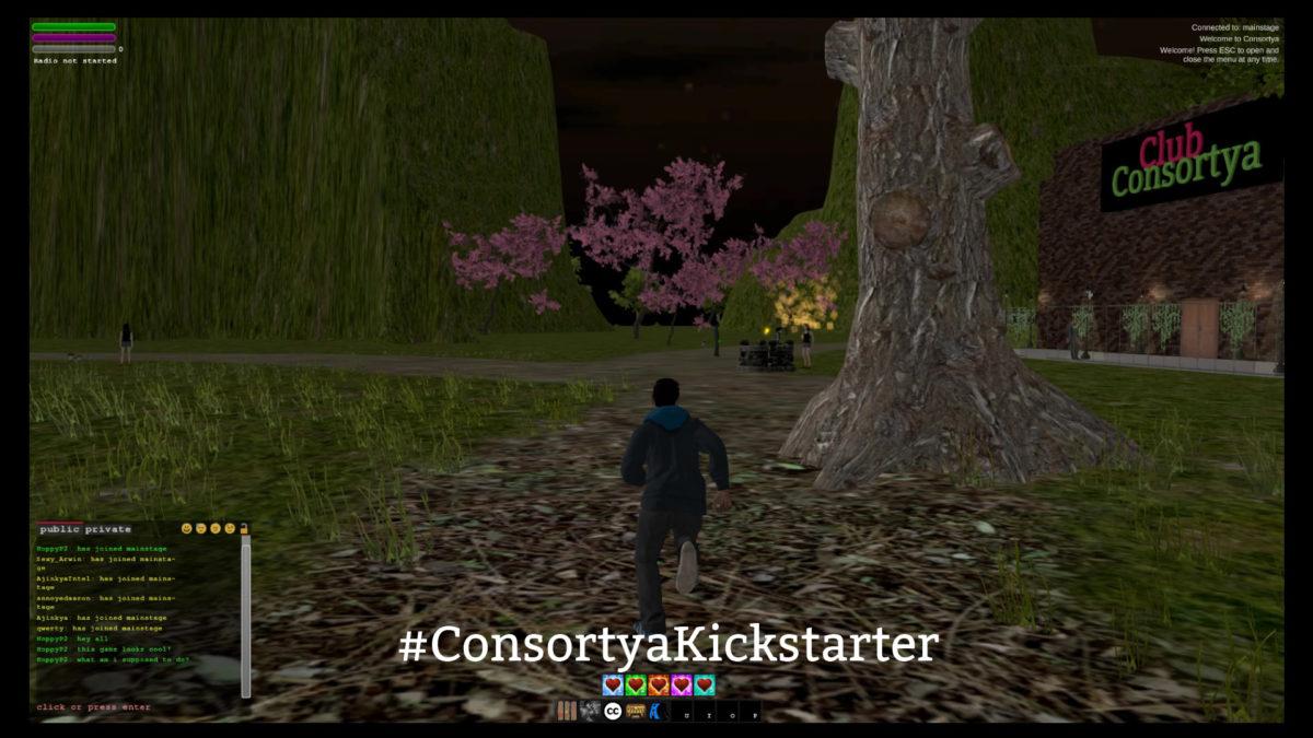 Kickstarter Game Footage